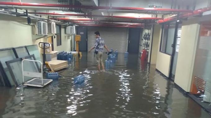 Rutan C1 KPK Kebanjiran, 6 Koruptor Sempat Diungsikan