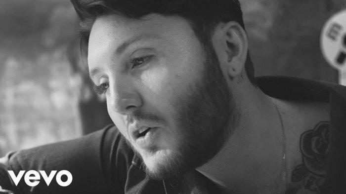 Chord Gitar dan Lirik Lagu Naked – James Arthur, Kunci Mudah Dimainkan Cocok Bagi Pemula
