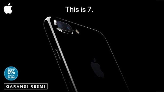 Daftar Harga iPhone Mei 2020: iPhone 7 Plus 128GB Turun Harga Jadi Rp 5,9 Juta