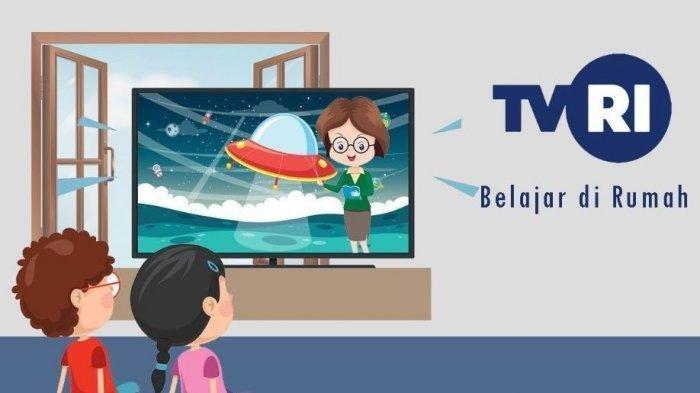 Jadwal Belajar dari Rumah TVRI Senin, 8 Juni 2020: Anak Seribu Pulau dan Gemar Matematika