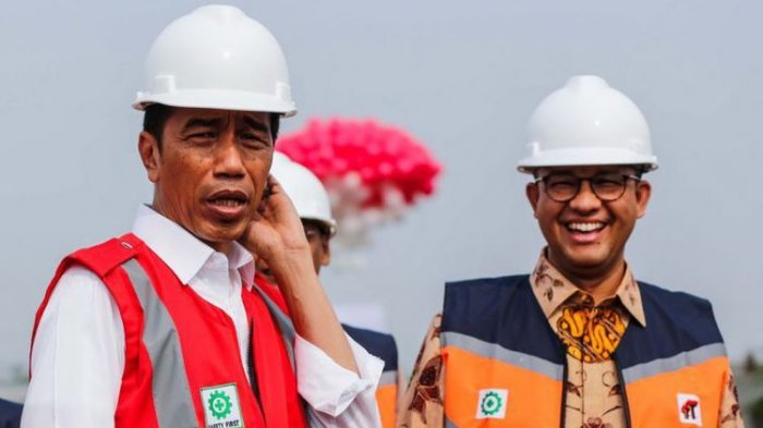 Janji Jokowi Atasi Banjir Jakarta, 4 Instruksi Baru, Anies Soal Air Hujan, Pengamat: Tidak Elok