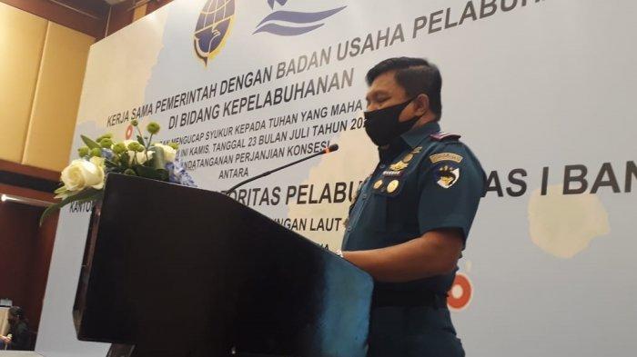 Kemenhub Berikan Penugasan dan Hak Konsesi Kepada PT. Bandar Bakau Jaya di Pelabuhan Banten