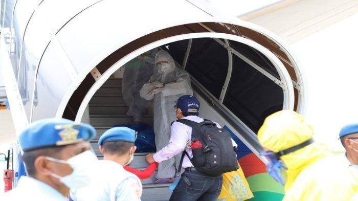 Kondisi Kesehatan Tiga WNI di Wuhan yang Tak Lolos Screening Virus Corona