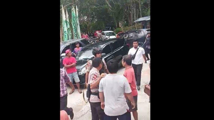 Kronologi Oknum Brimob Bertindak Brutal di Wisata Salupajang Polewali Mandar hingga Reaksi Kapolda