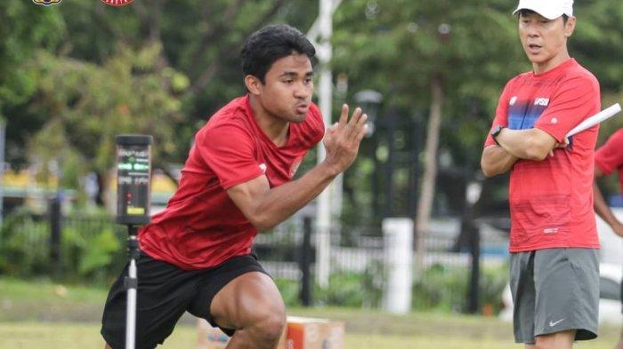 Pemain Muda Bhayangkara FC Kenang Metode Latihan Shin Tae-yong: Keras ke Fisik Hingga Makanan