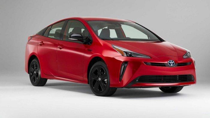 Rayakan 20 Tahun Teknologi Hybrid, Toyota Siapkan 2.000 Unit Prius 2020 Edition