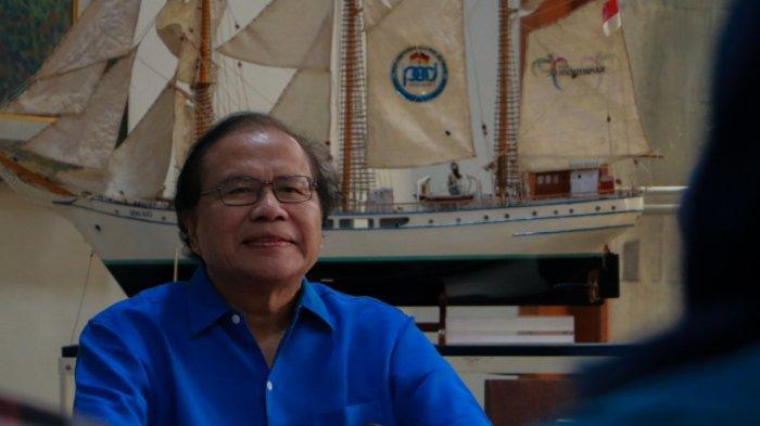Rizal Ramli Ungkap Fenomena Pandemik 100 Tahun Sekali lalu Kritik soal Corona: Sungkan sama Tiongkok