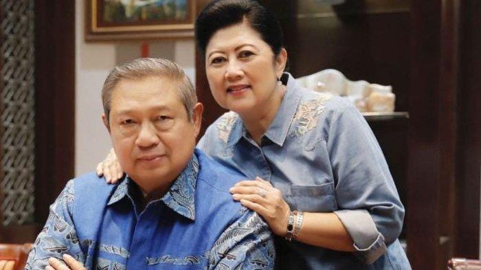 Setahun Wafatnya Ani Yudhoyono, SBY: Cintaku Abadi Bersamamu