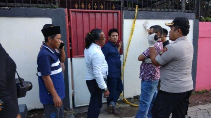 Suami yang Bunuh Istrinya di Tangerang Ditangkap Polisi Tanpa Perlawanan