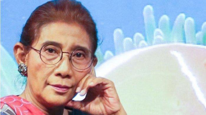 Susi Pudjiastuti Benarkan Asumsi Netizen soal Alasan Tidak Dipilihnya Lagi Dirinya sebagai Menteri