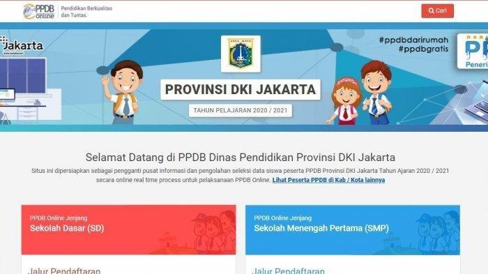22 Juni 2020 Hasil Seleksi PPDB DKI Jakarta 2020 Jalur Afirmasi akan Segera Diumumkan Senin