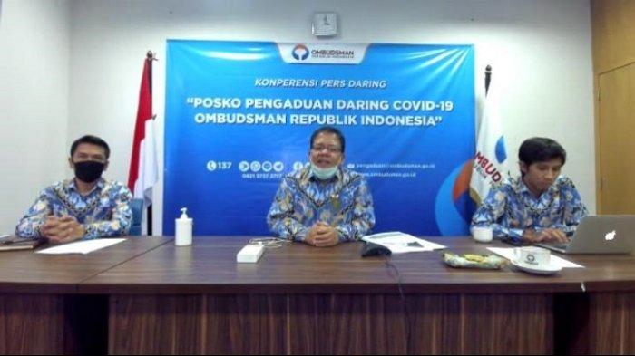 Ada Potensi Maladministrasi terkait Penyelenggaraan Persidangan Online Ombudsman