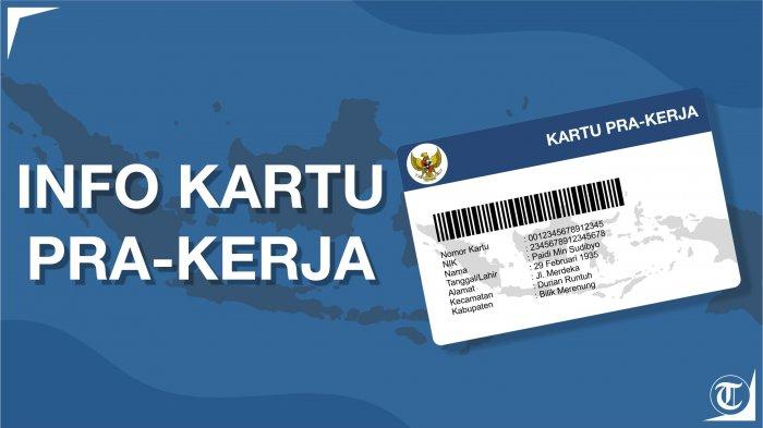 Cara Pendaftaran Kartu Pra Kerja Gelombang 4 via HP Login di prakerja.go.id