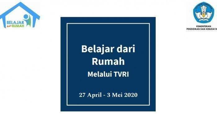 Demam Puisi hingga Eksponen & Bentuk Akar Jadwal TVRI Belajar dari Rumah Selasa 28 April 2020