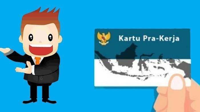 Dilengkapi Cara Offline & ketentuan Login www.prakerja.go.id buat Daftar Kartu Prakerja Gelombang 5