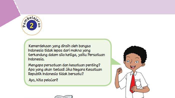 Kunci Jawaban Tema 2 Kelas 6 SD Halaman 53 54 55 58 60 61 62 Buku Tematik Subtema 2 Pembelajaran 2