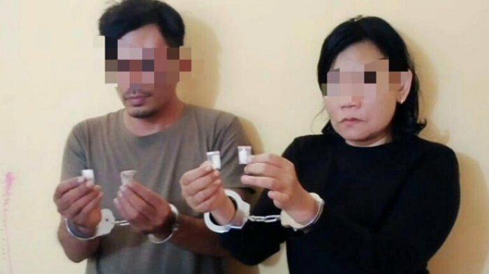 Polisi Tangkap Dua Penyalahguna Narkoba di Bengkulu Selatan