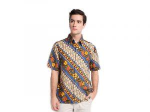 Model Baju Batik Pria Kekinian