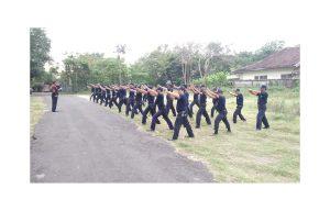 pelatihan satpam