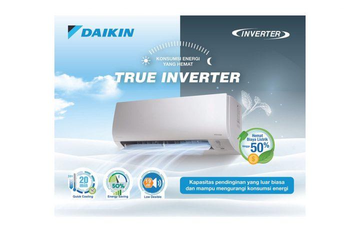Distributor Resmi Daikin, AC Berkualitas Paling Diminati